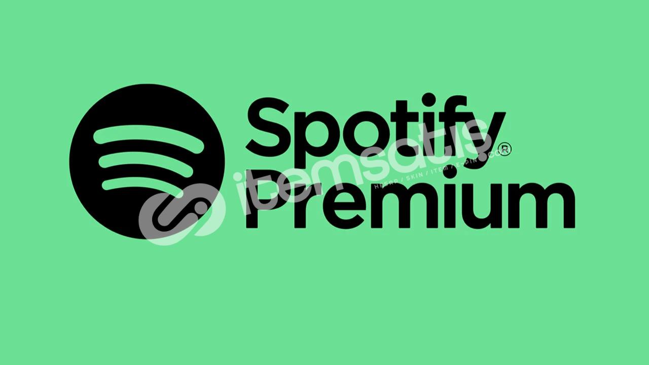 Spotify Premium 3 Ay geçerli