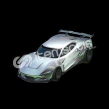 Özel Araç Peregrine TT Rocket League