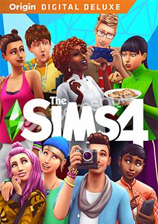 Sims 4 DELUXE + GARANTİ