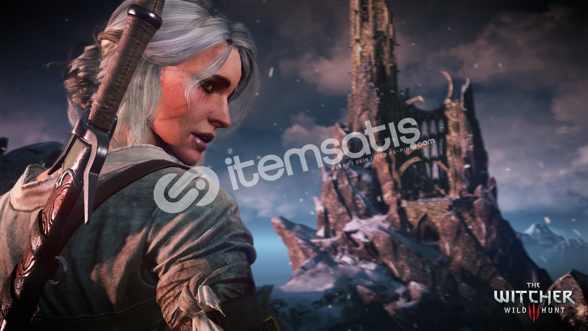 The Witcher 3 Game Of The Year (3TL) GEFORCE NOW DESTEKLER