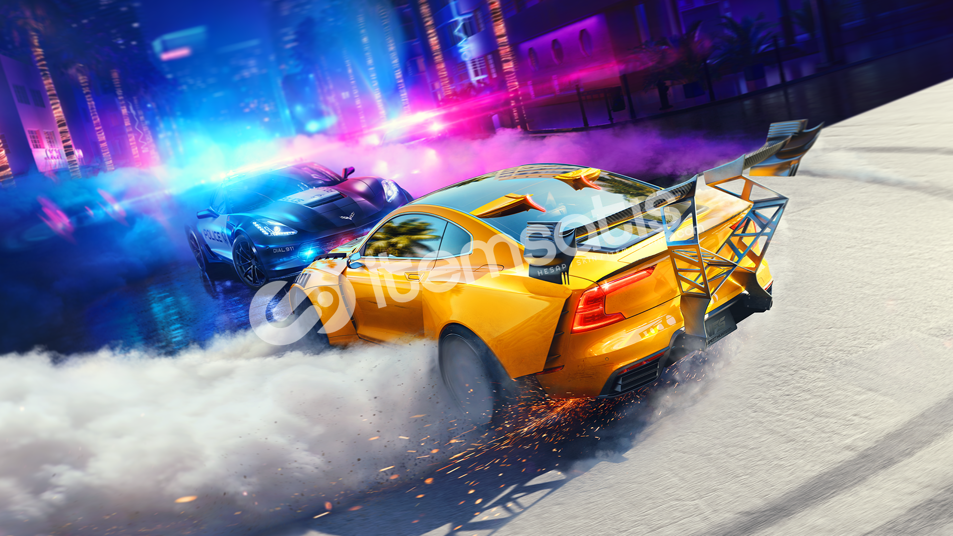 (ONLİNE) Need For Speed Heat (6.99TL)