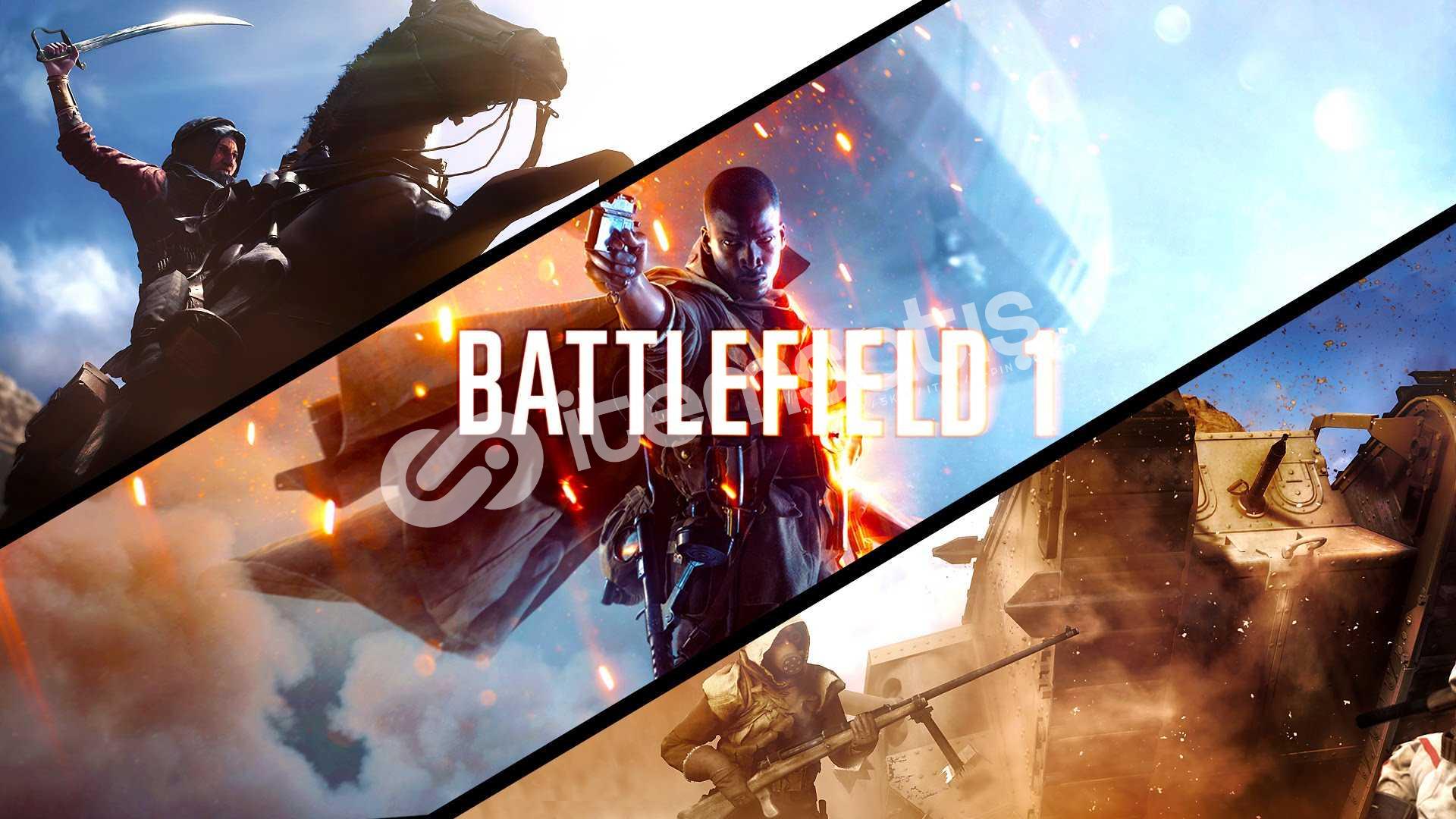 (ONLİNE) Battlefield 1 (6.99TL)