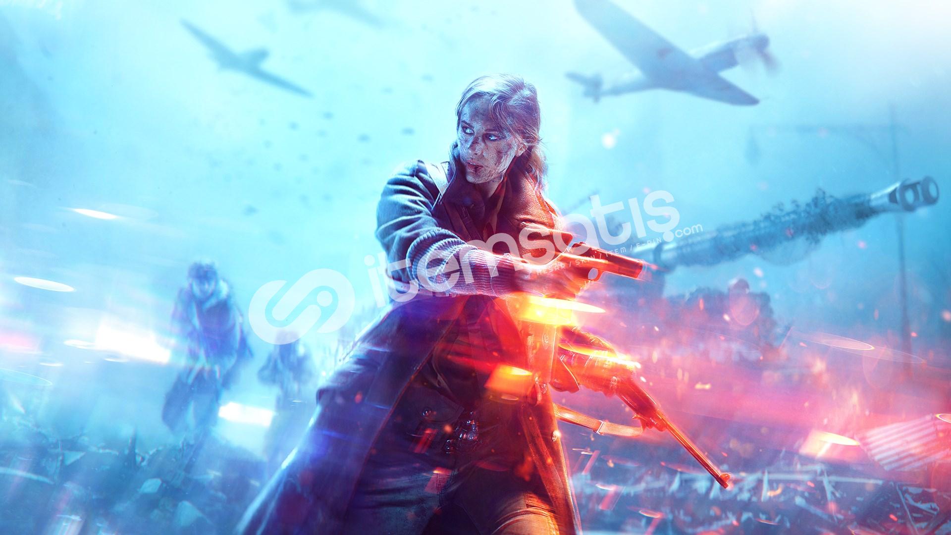(ONLİNE) Battlefield 5 (7.49TL)