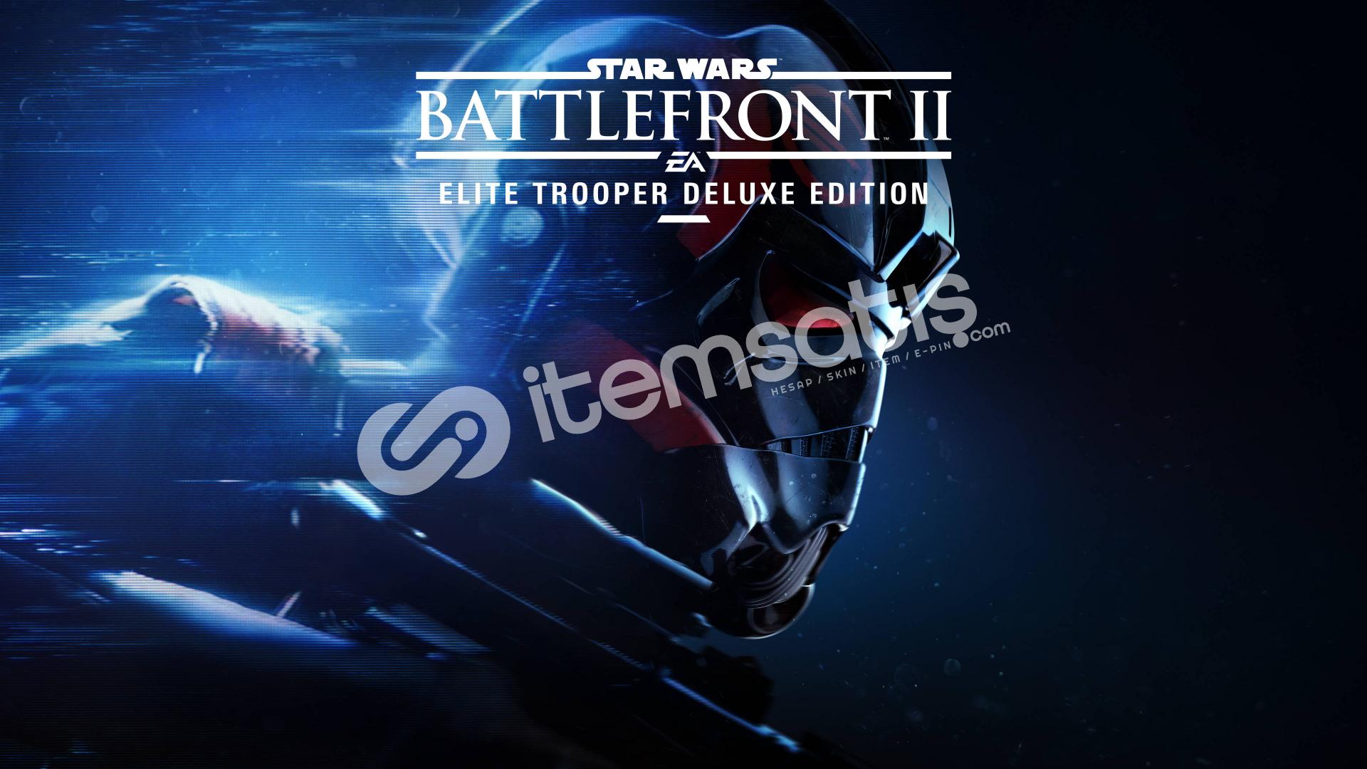 (ONLİNE) Star Wars Battlefront 2 DELUXE EDİTİON (5.99TL)