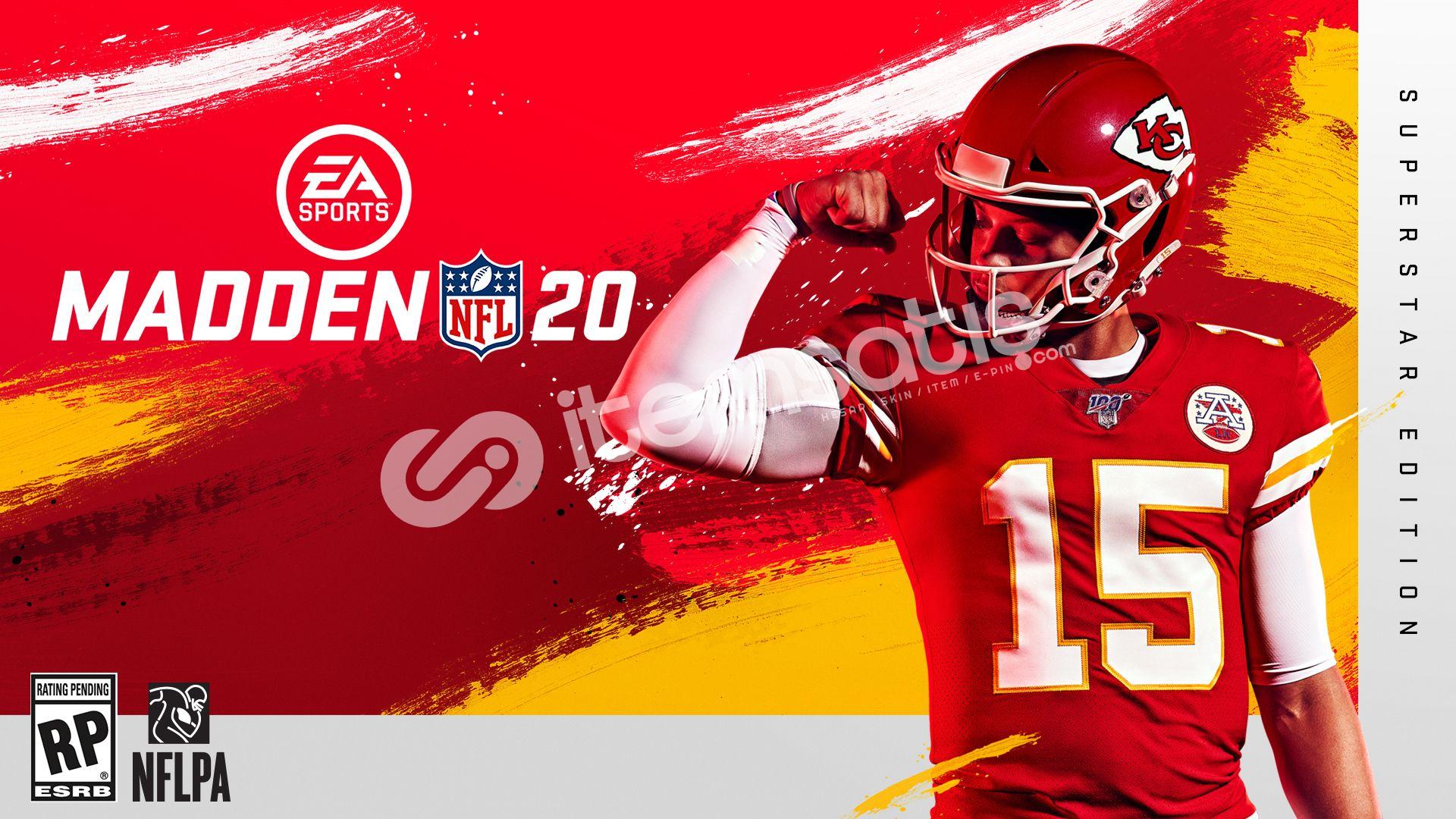 Madden NFL 20 (7.99TL)