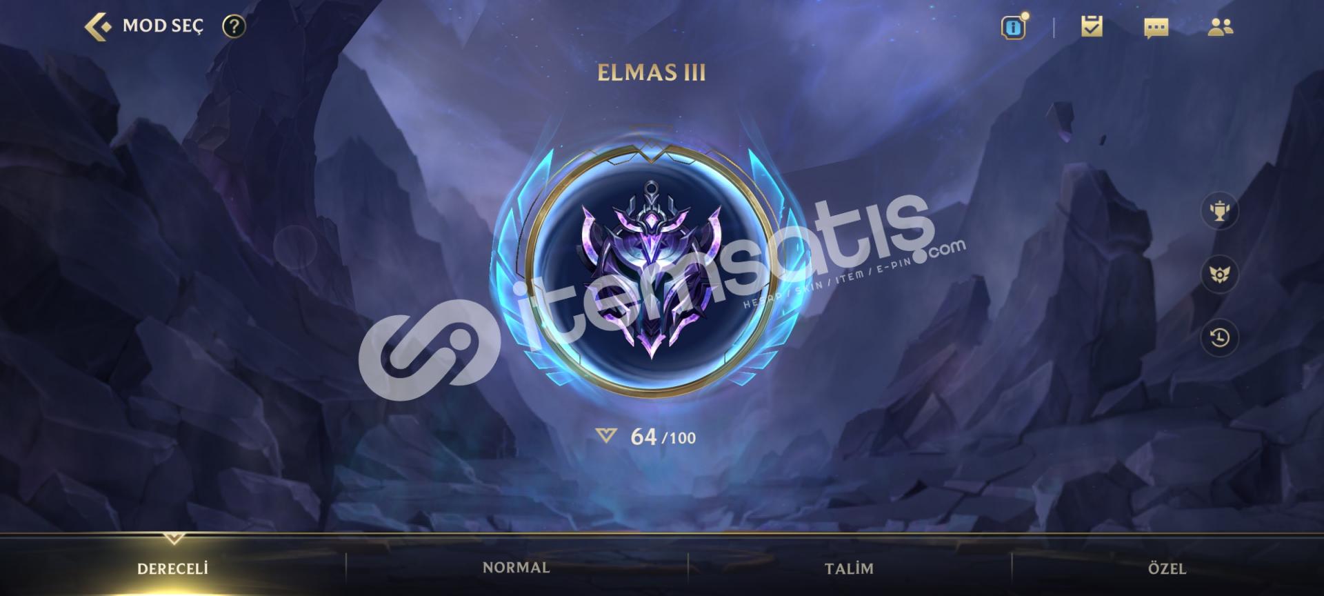 ELMAS 3 WİLD RİFT PC