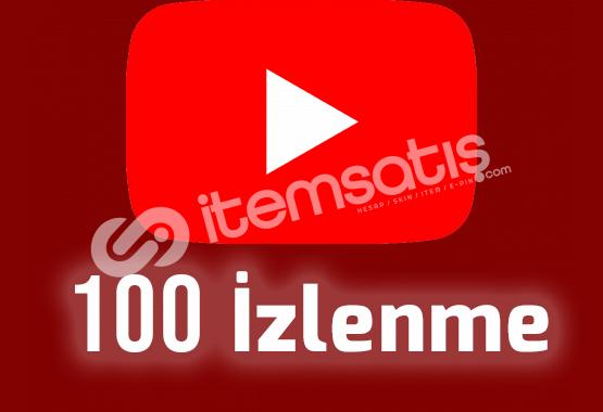100 İZLENME GERÇEK TÜRK MAKS 1 GÜN EN UCUZ