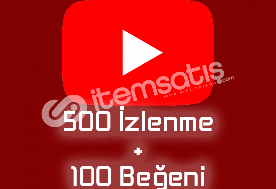 100 Beğeni+500 İzlenme GERÇEK TÜRK MAKSİMUM 1 GÜN