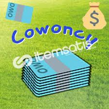 Discord 1m owo cash Satılık! ucuz!