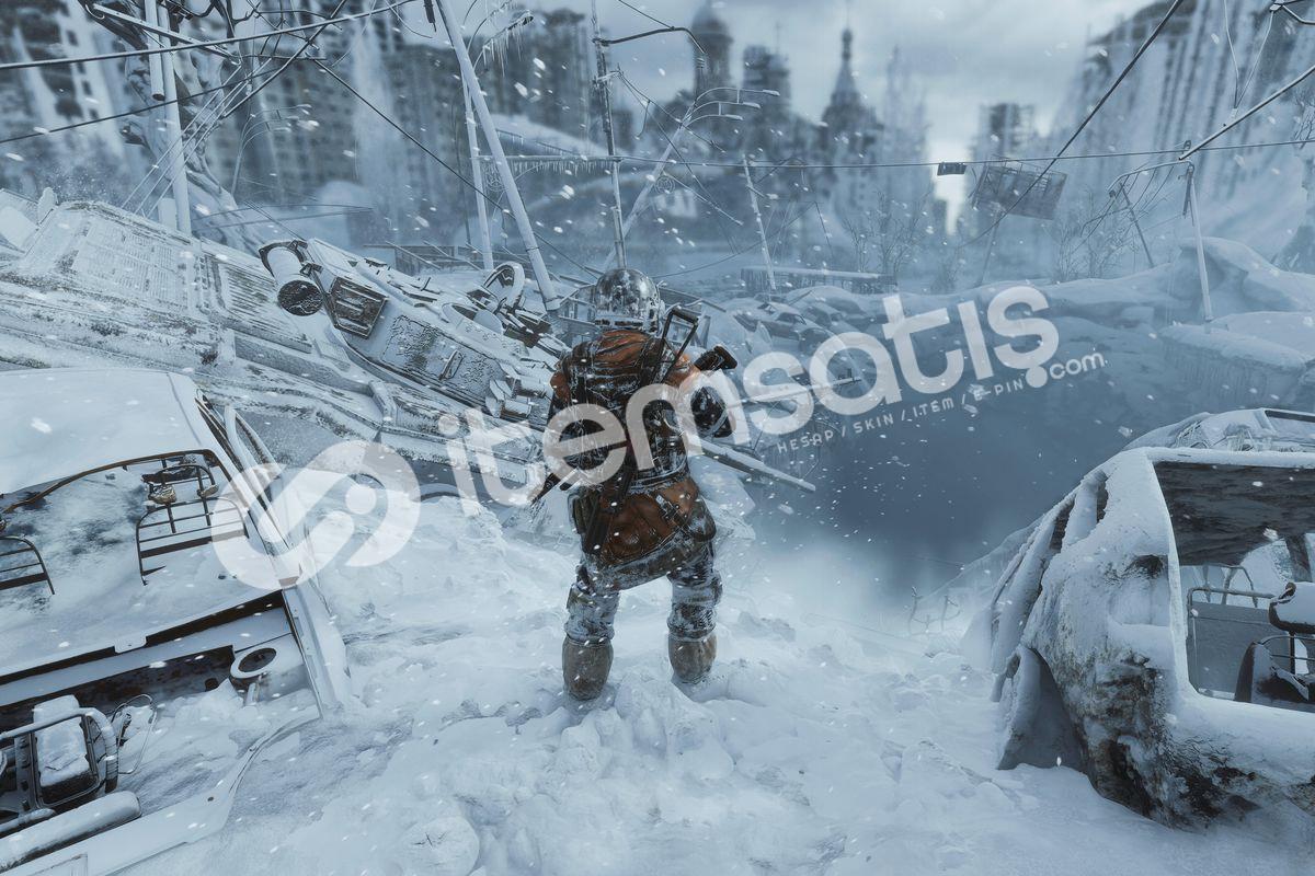 Metro Exodus [Geforce Now]