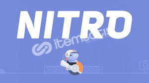 Discord Classic Nitro Gift Code (Aylık)