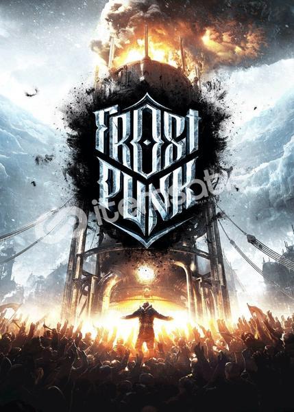 FrostPunk Bulunan Epic Games Hesapları Sadece 5 TL !