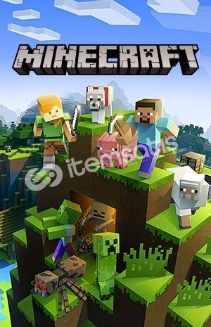 TRDE İLK!! Minecraft Random Hesaplar