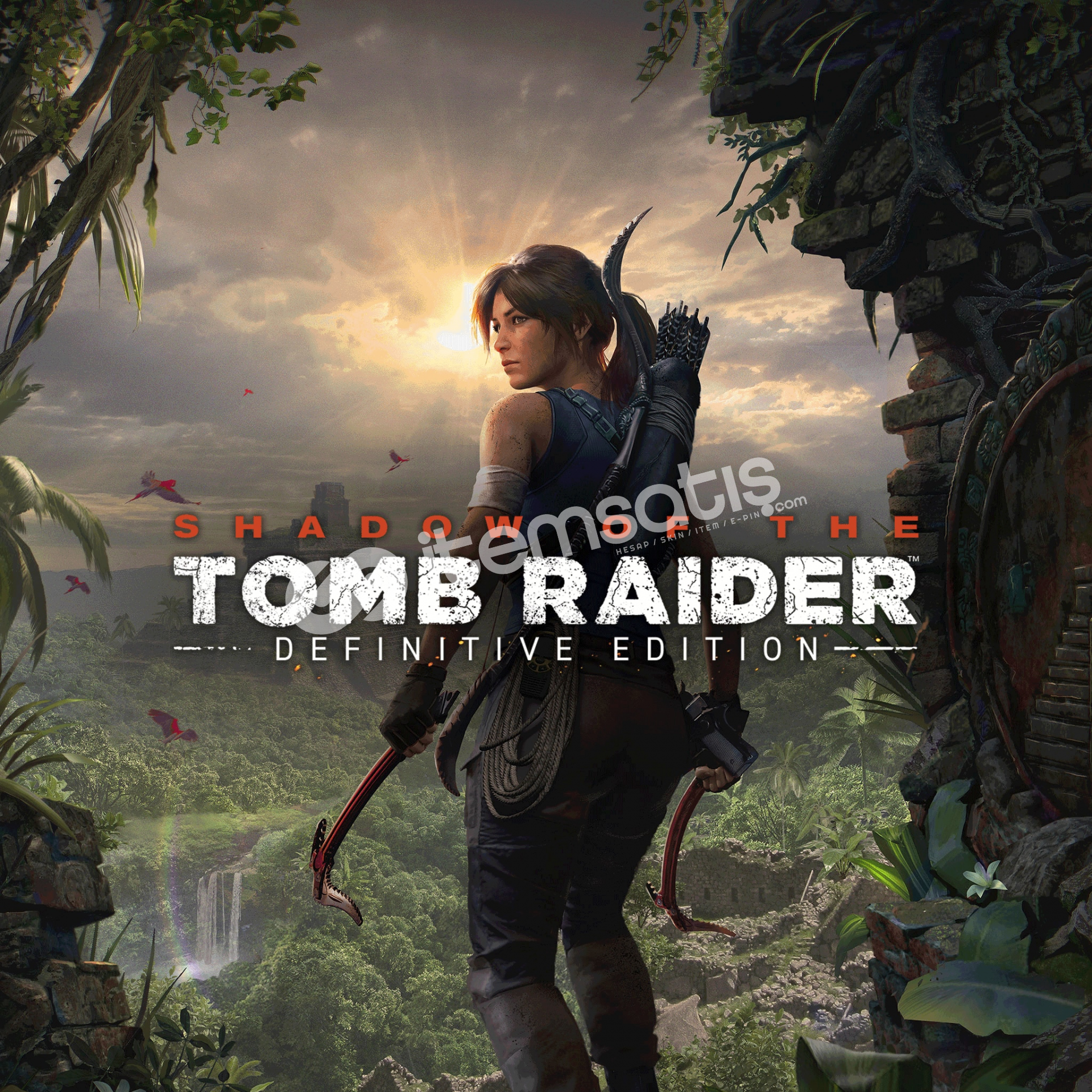 Tomb Raider + '9.9tl' + OTOMATİK TESLİMAT.!!