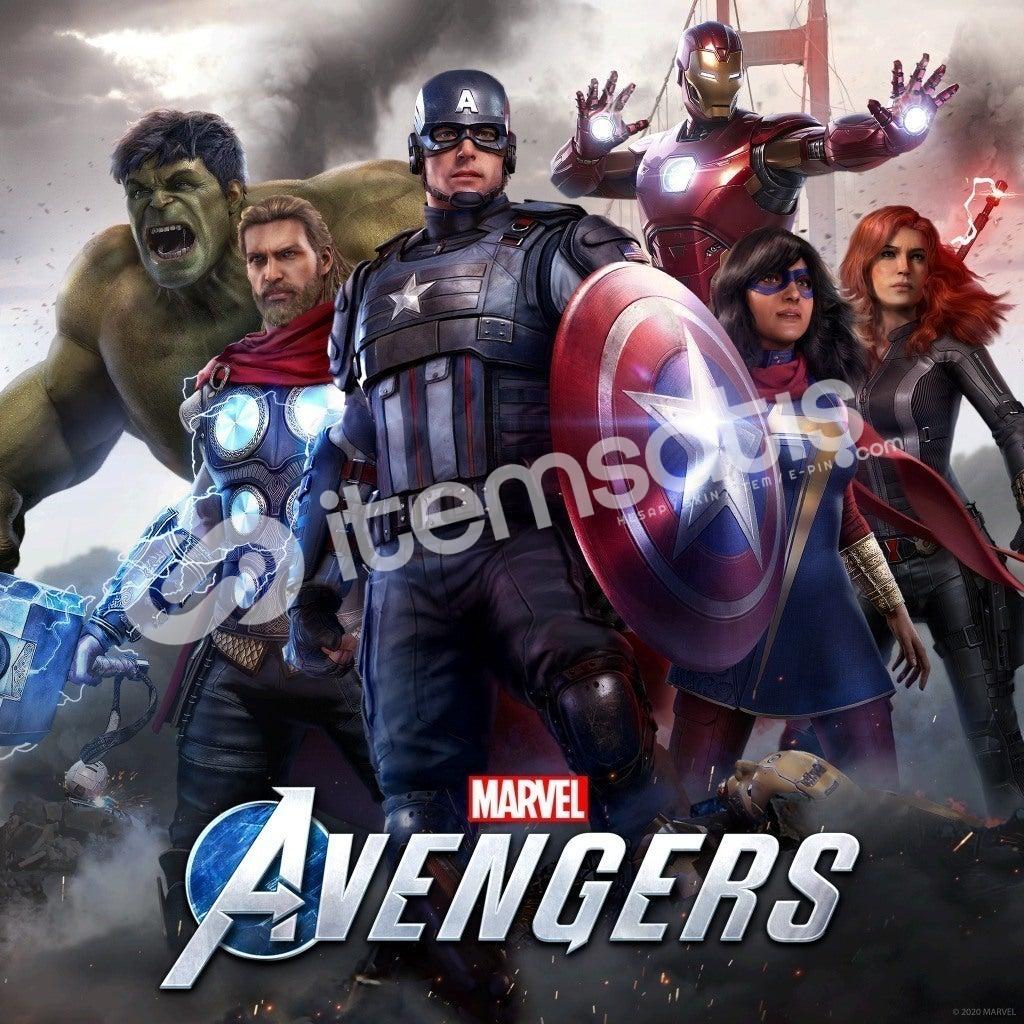 Marvel's Avengers + OTOMATİK TESLİMAT.!!