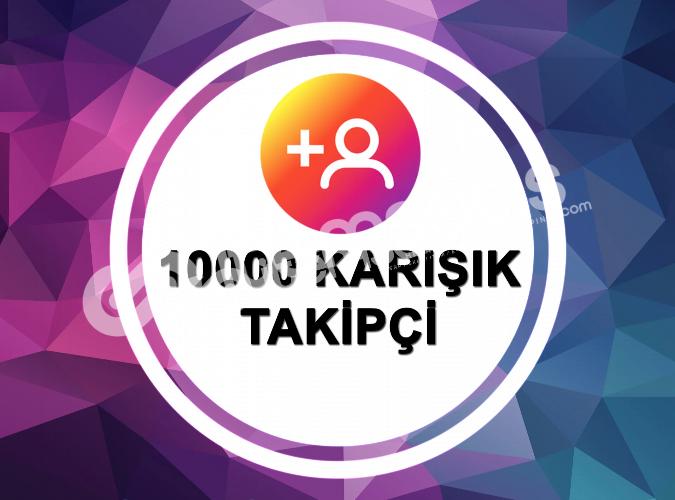 10.000 İnstagram Takipçi