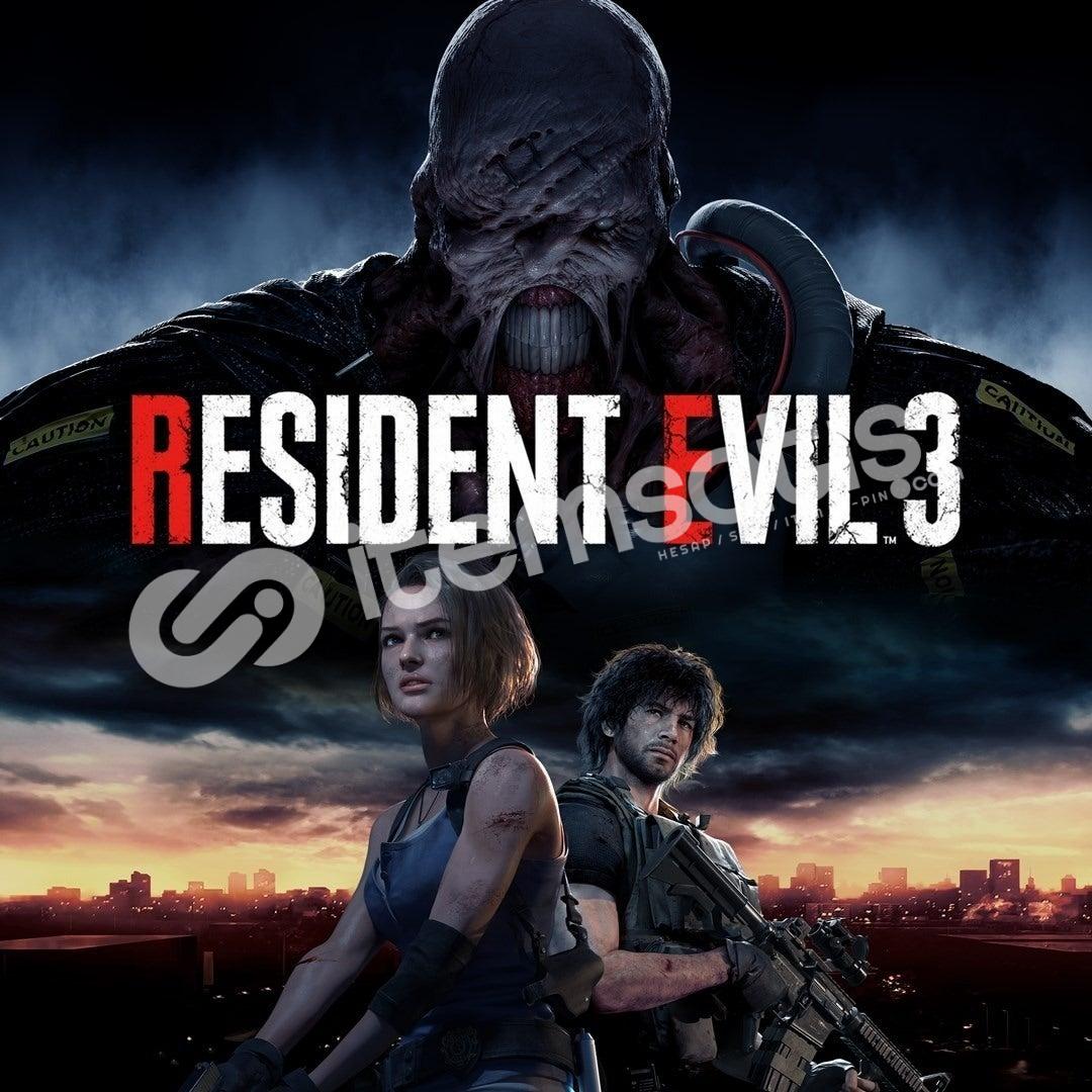 Resident Evil 3 + OTOMATİK TESLİMAT.!!