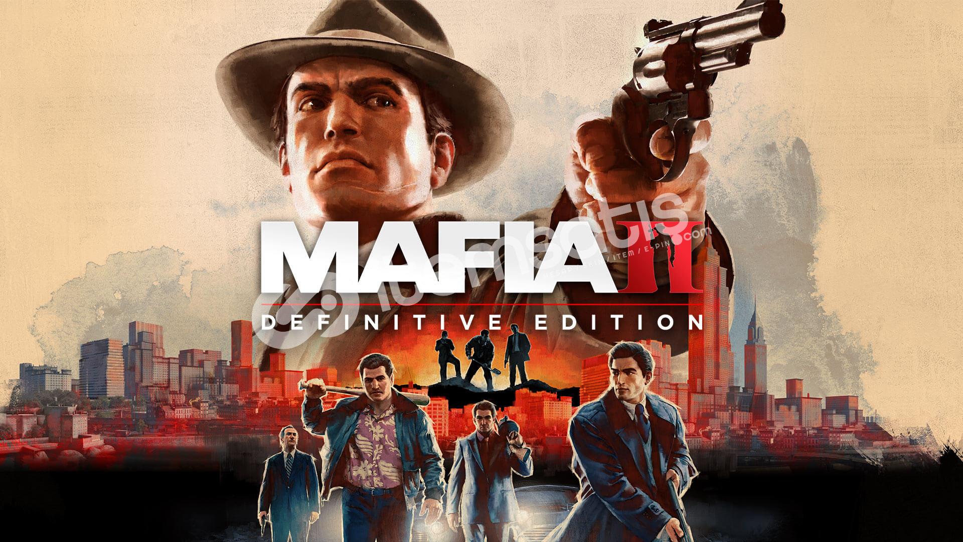 Mafia 2 (Classic, Def. Edi.) + 8.9tl' + OTOMATİK TESLİMAT.!