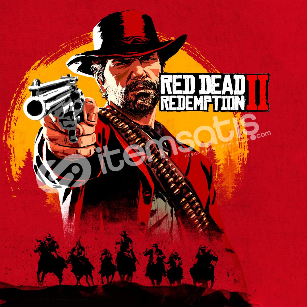 Red Dead Redemption 2 + '9.9tl' + OTOMATİK TESLİMAT.!!