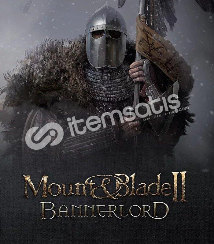 Mount & Blade II: Bannerlord + '9.9tl' + OTOMATİK TESLİMAT.!
