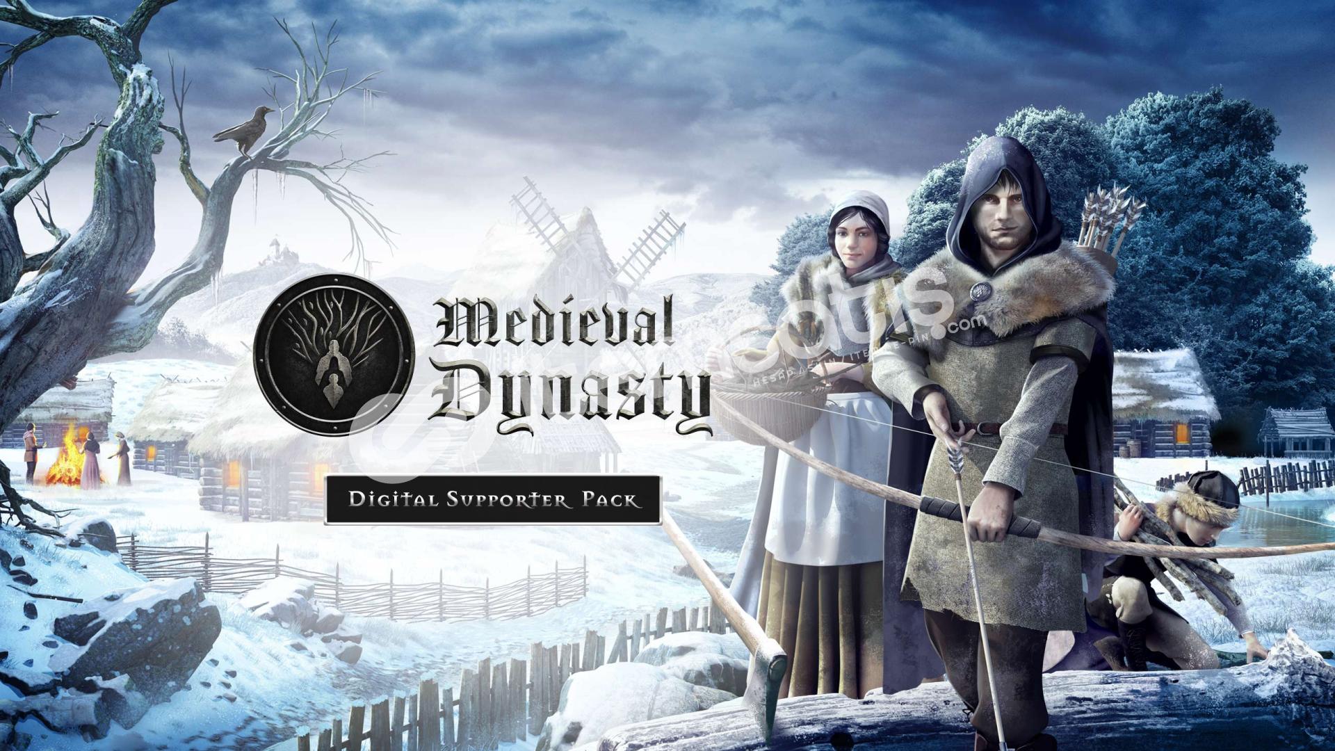 Medieval Dynasty + '19.9tl' + OTOMATİK TESLİMAT.!!