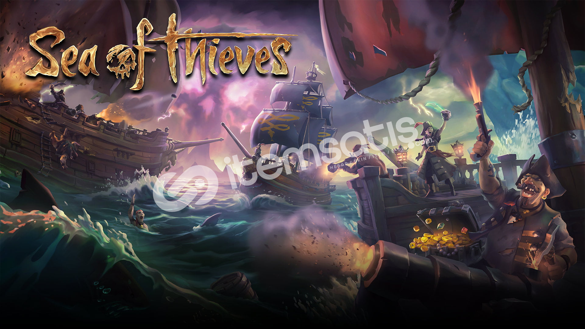 (ONLİNE) Sea Of Thieves (3.00TL)