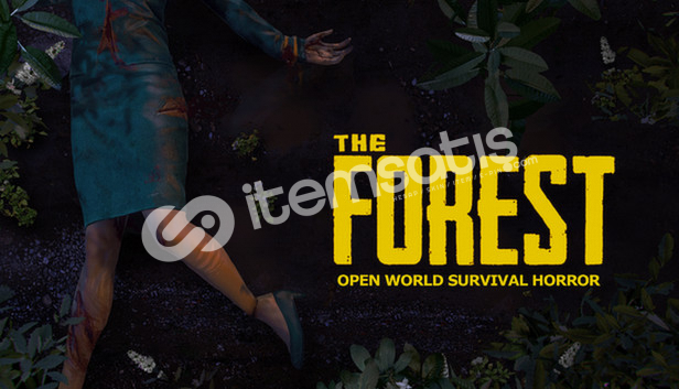 The Forest + '9.9tl' + OTOMATİK TESLİMAT.!!