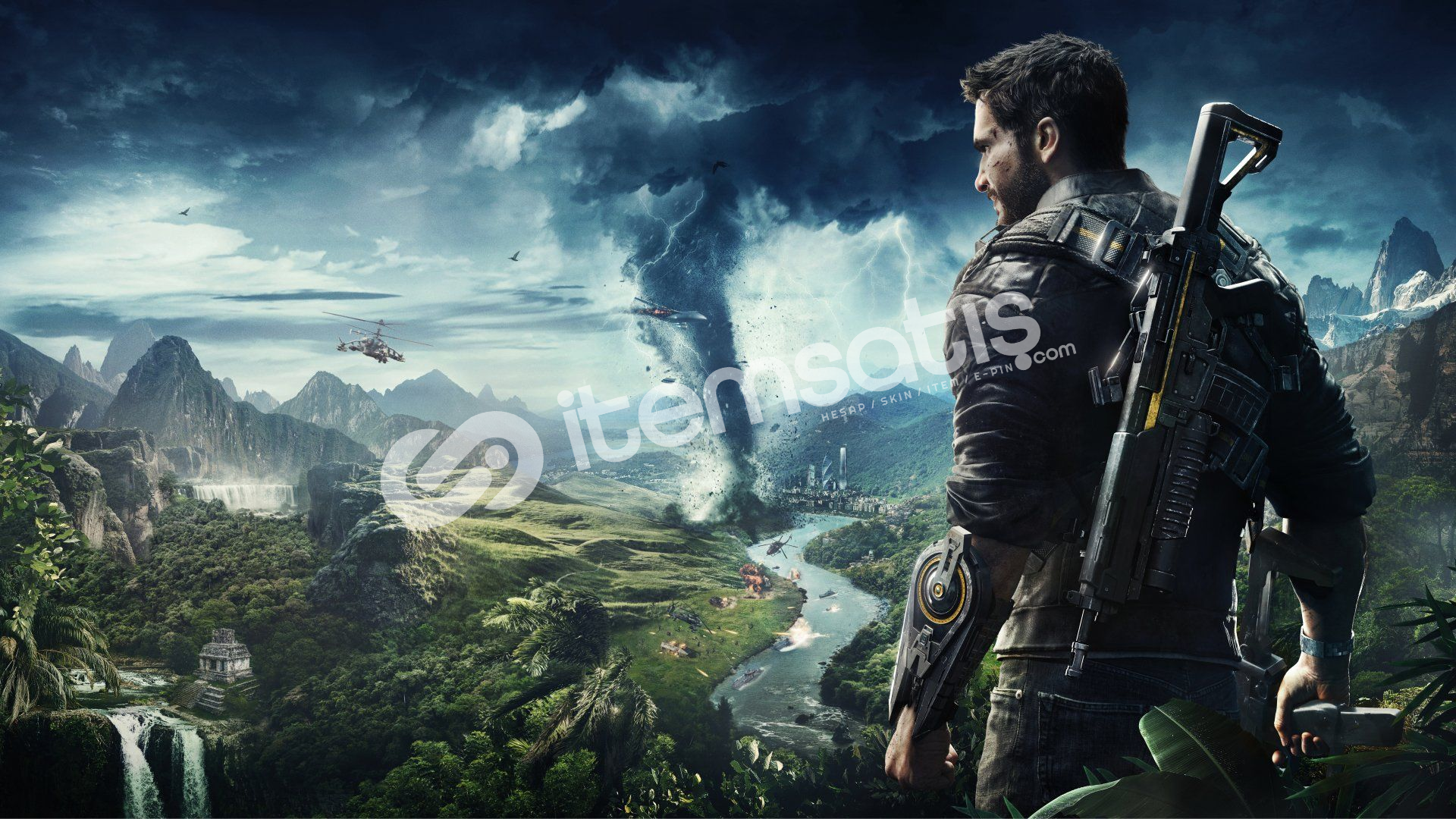 (ONLİNE) Just Cause 4 Reloaded (7.99TL)
