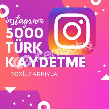 5000 [%100 Türk] Kaydetme Paketi