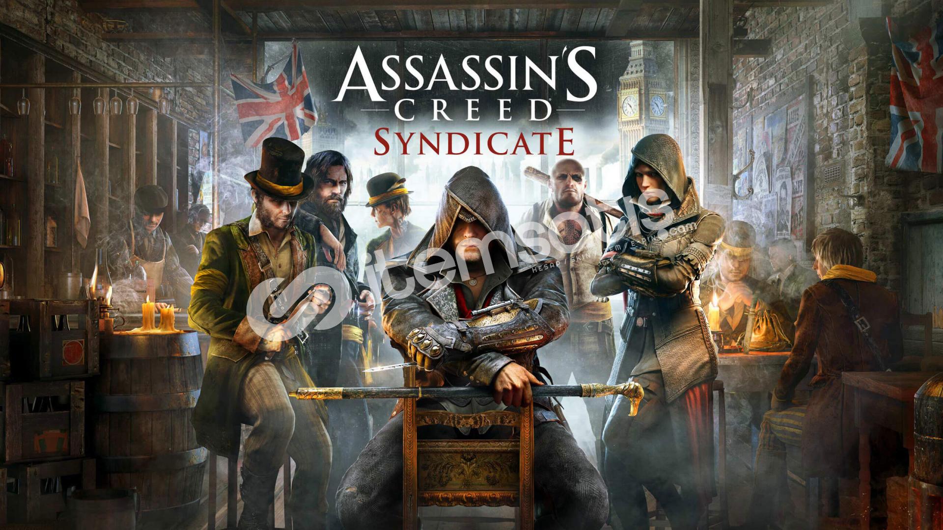 Assassin's Creed Sydincate 3TL