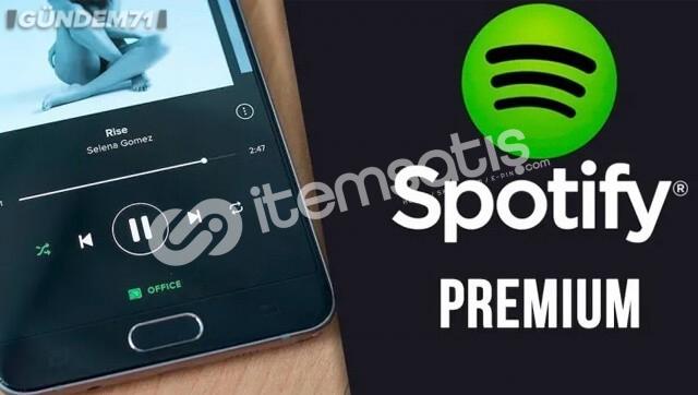 1 Aylık Spotify Bireysel Premium Hesap