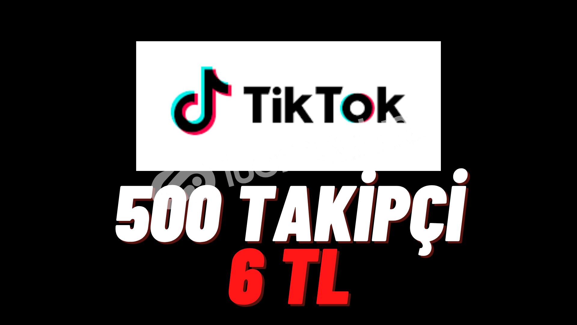 TİKTOK 500 BOT TAKİPÇİ