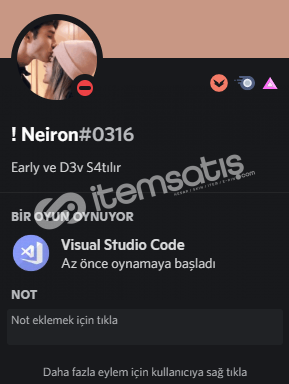 Discord Early