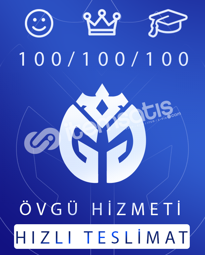 KAÇIRMA ! 100/100/100 CS:GO ÖVGÜ BOOST PAKETİİİ