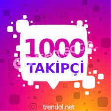 1000 Gerçek İnstagram Takipçisi ( %50 Türk Takipçi )