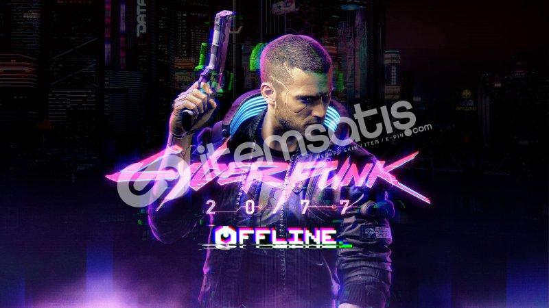 Cyberpunk 2077 Offline + GeForce NOW!