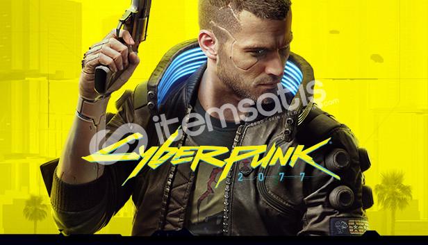 Cyberpunk 2077 steam hesabı (offline)