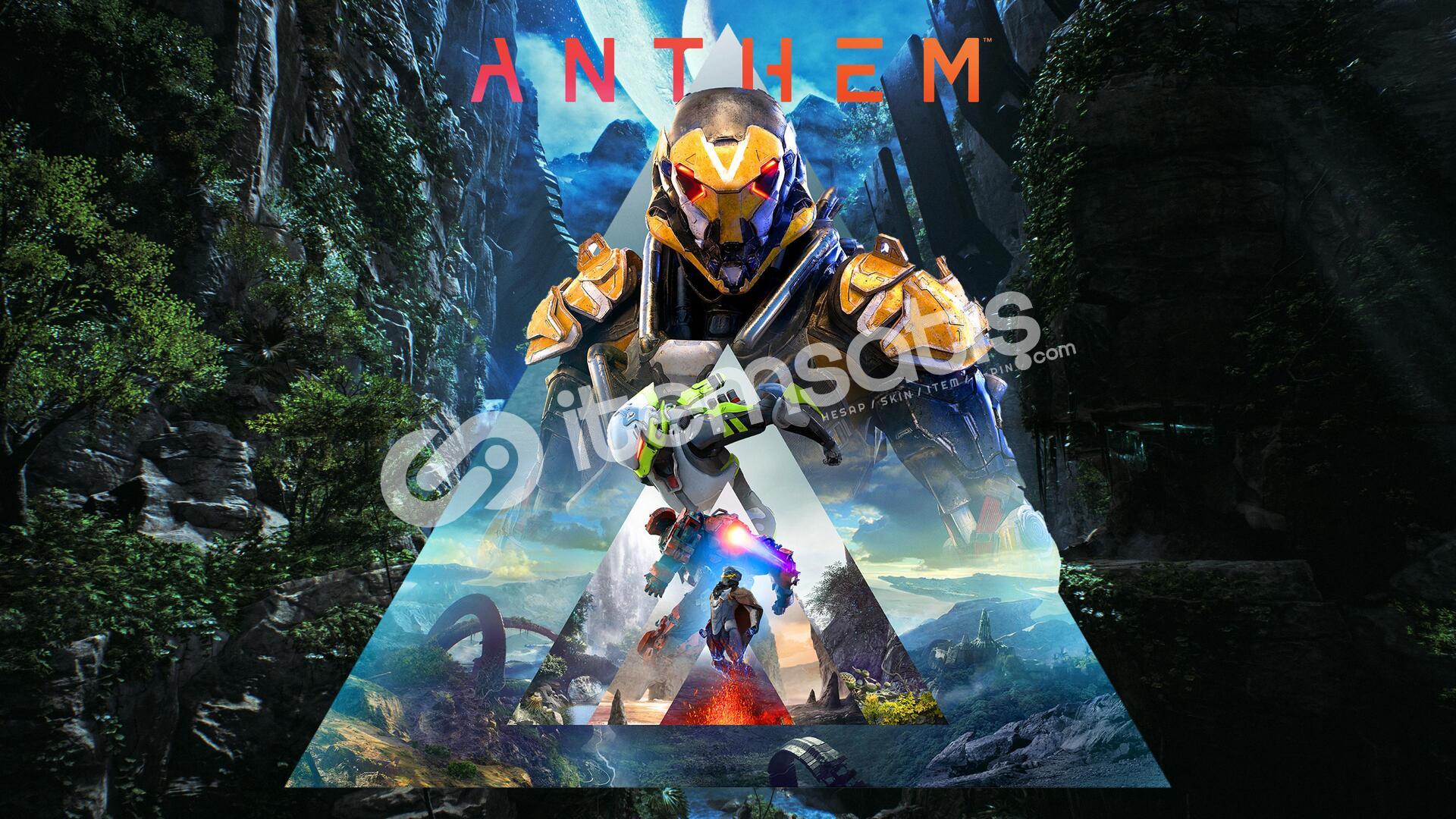 (ONLİNE) Anthem + HEDİYE + GARANTİ