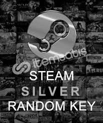 Steam Silver Key