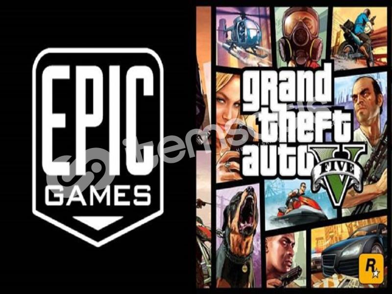 Epic Games - GTA 5 - Grand Theft Auto V + Premium Edition