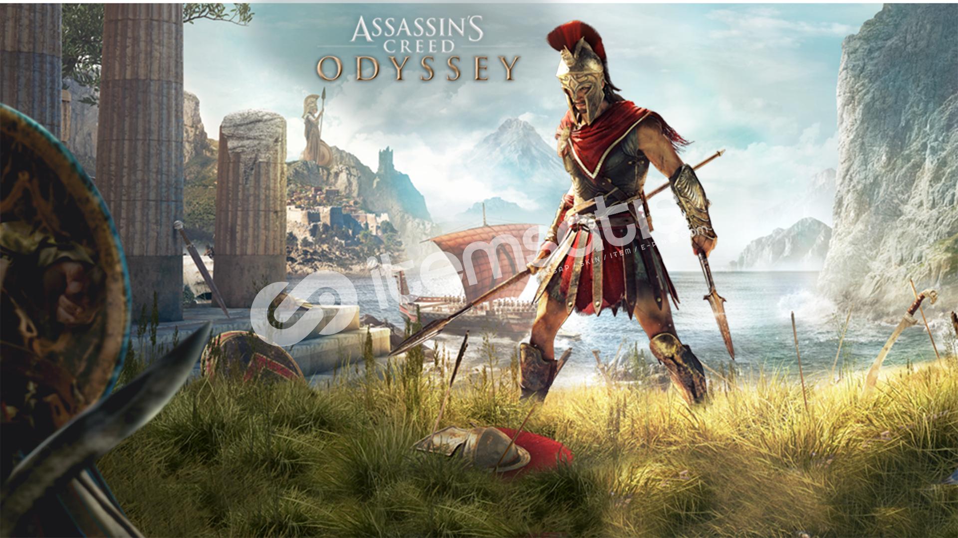 Assassin's Creed Odyssey (7.49) GEFORCE NOW DESTEKLER