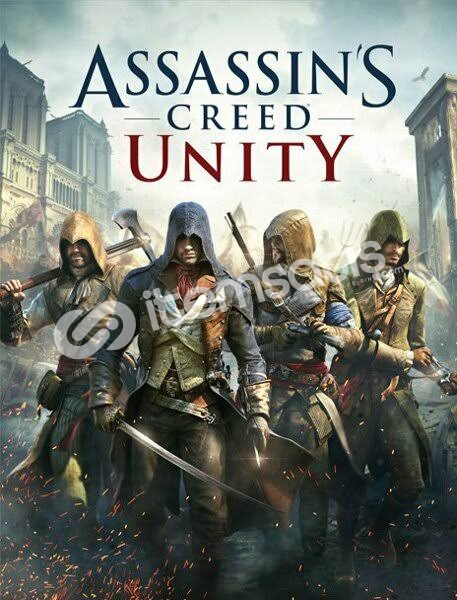 Assasin Creed Unity+Assassin's Creed: Syndicate