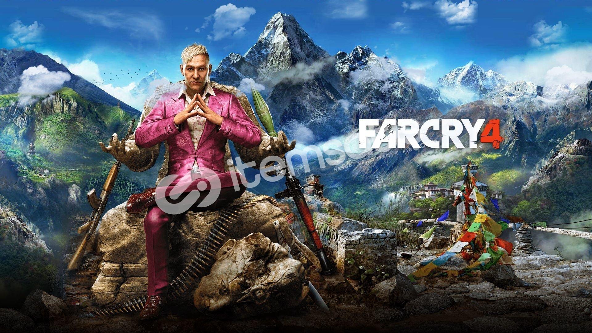 Far Cry 4 (5.99TL) GEFORCE NOW DESTEKLER