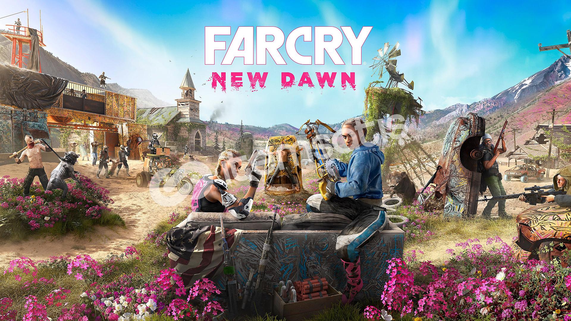 Far Cry NEW DAWN (7.99TL) GEFORCE NOW DESTEKLER