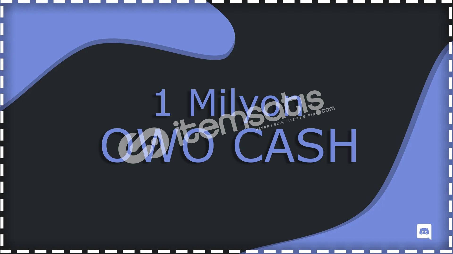 1M Owo Cash 11TL
