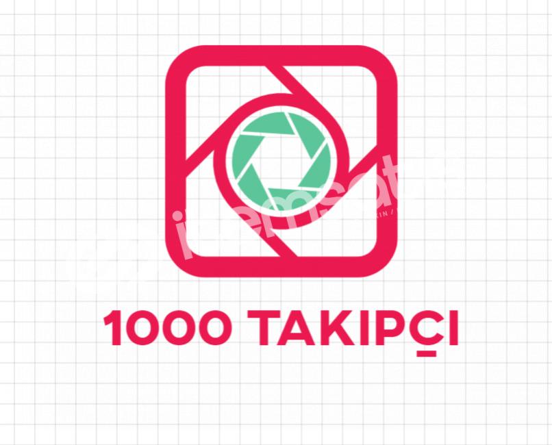 1000 GERÇEK TAKİPÇİ