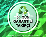 30 Gün Garantili 1000 Takipçi (Anlık Gönderim)