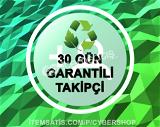 30 Gün Garantili 500 Takipçi (Anlık Gönderim)