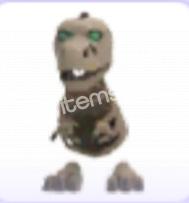 Adopt Me (normal skeleton t-rex)