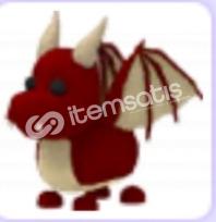 Adopt Me (normal dragon)